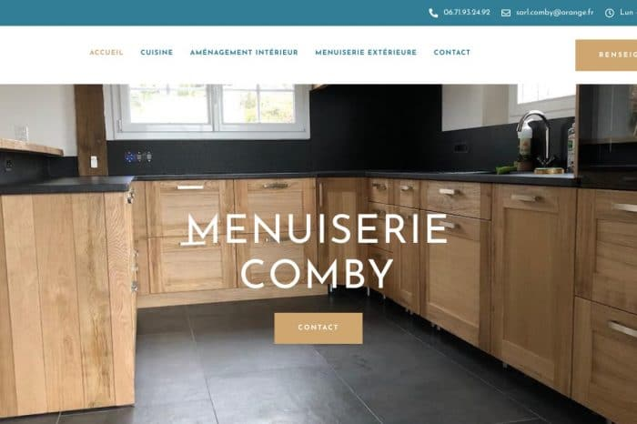 Menuiserie Comby