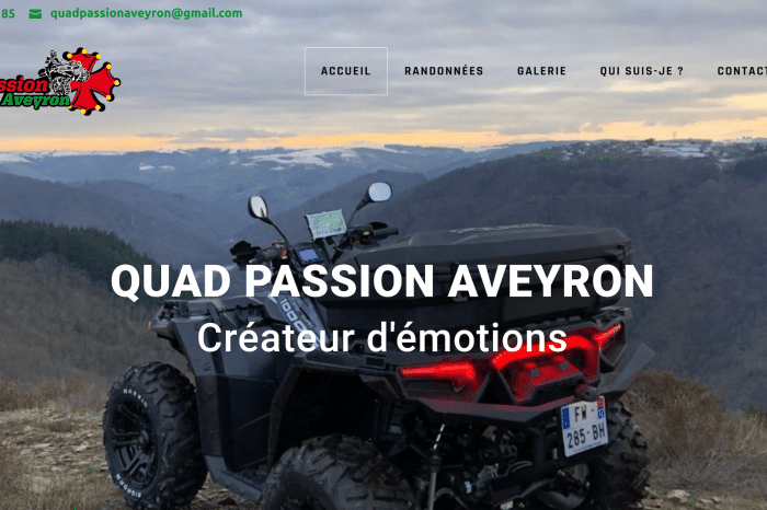 QUAD PASSION AVEYRON